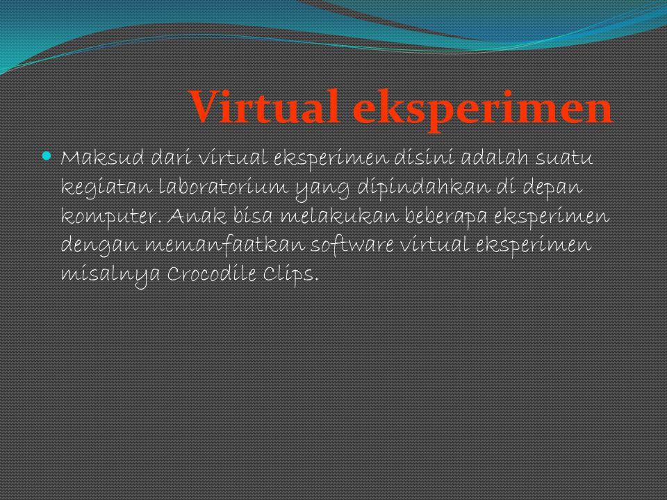 Virtual eksperimen