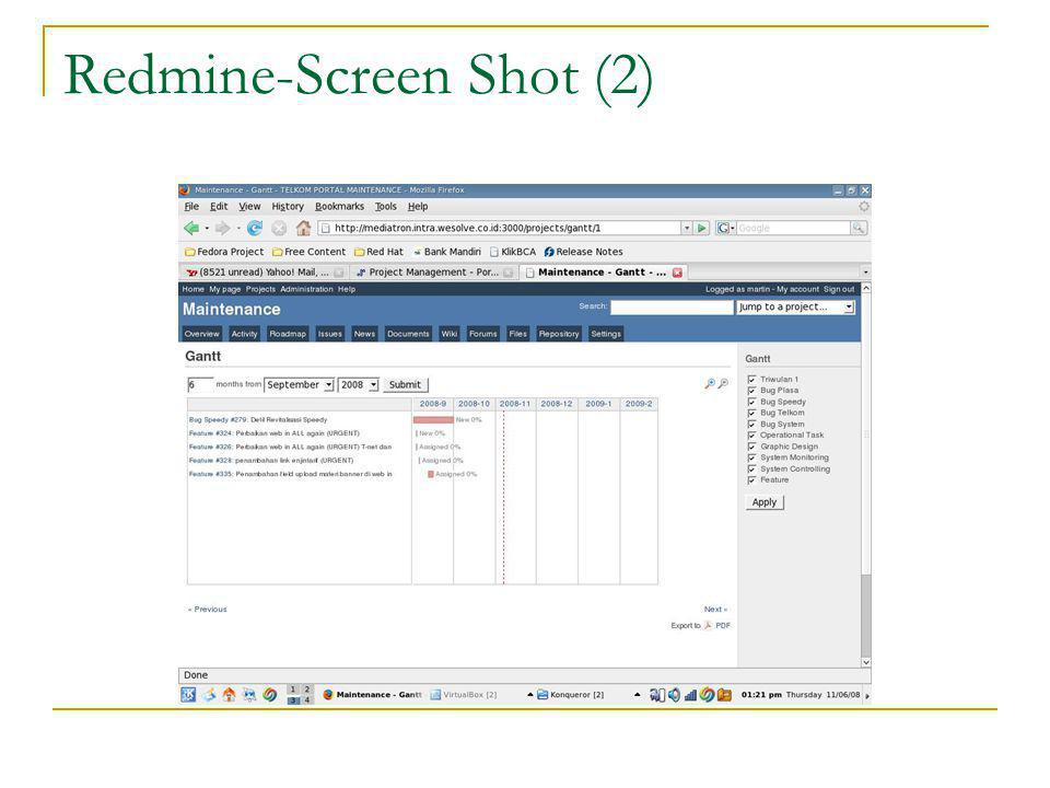 Redmine-Screen Shot (2)
