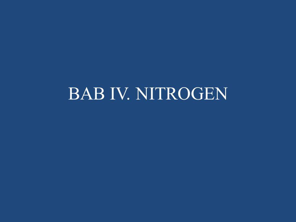 BAB IV. NITROGEN