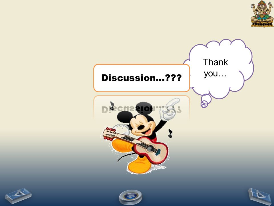 Thank you… Discussion…