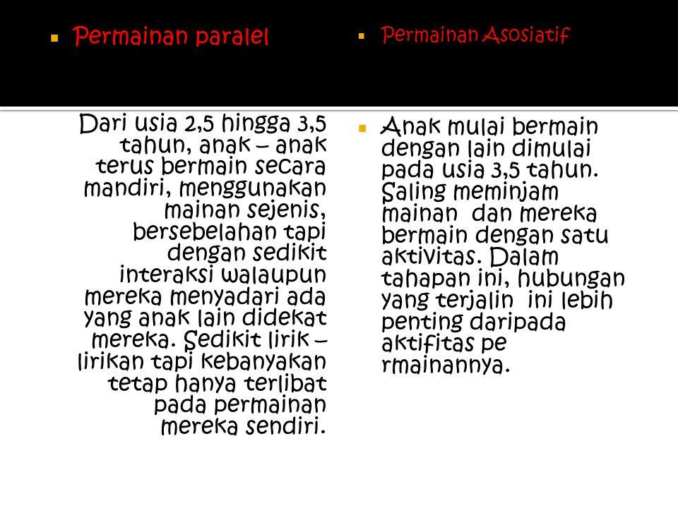 Permainan paralel