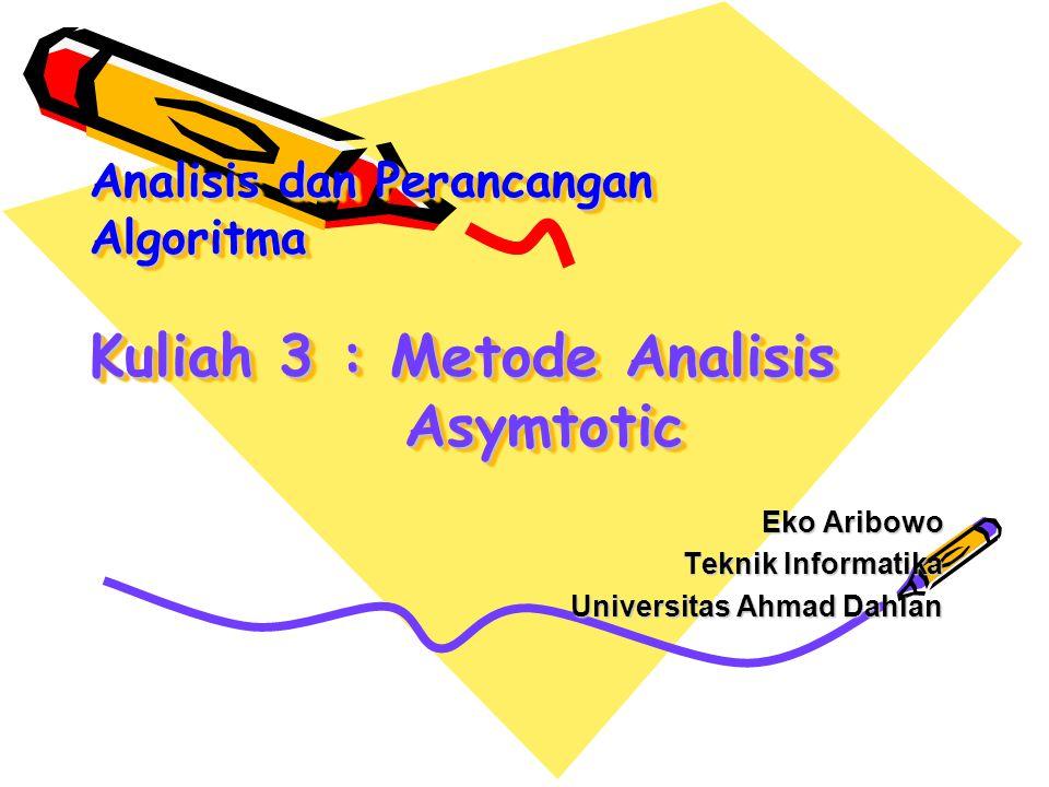 Eko Aribowo Teknik Informatika Universitas Ahmad Dahlan