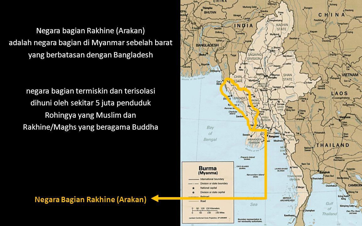 Negara Bagian Rakhine (Arakan)