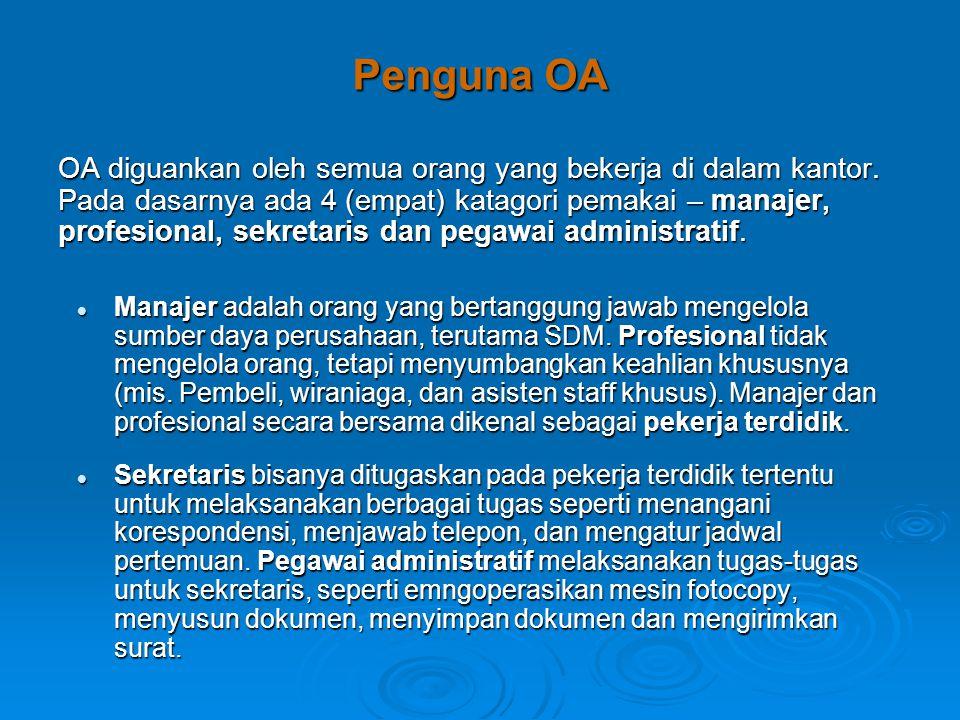 Penguna OA