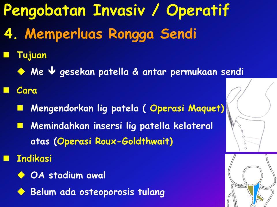 Pengobatan Invasiv / Operatif