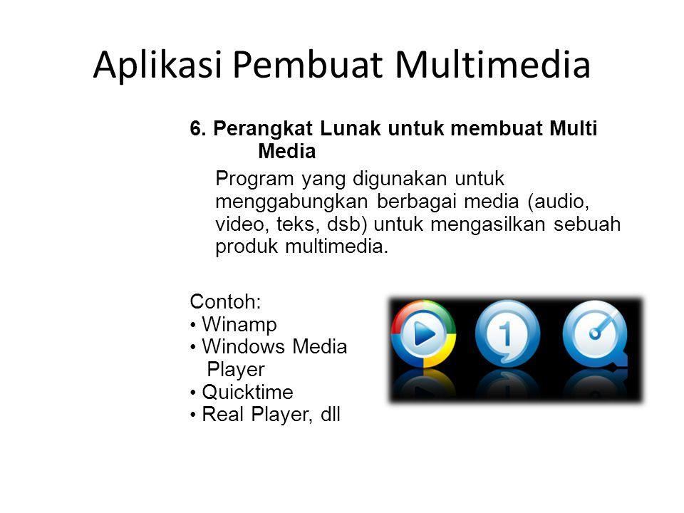 Aplikasi Pembuat Multimedia
