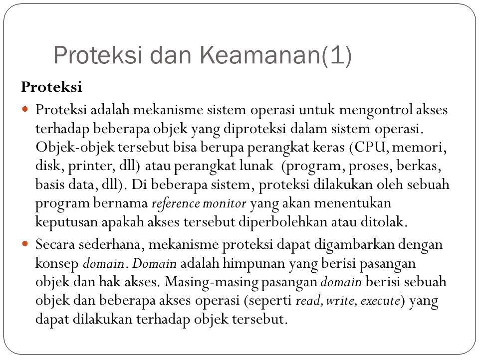 Proteksi dan Keamanan(1)