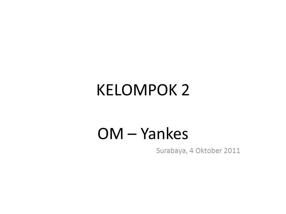 OM – Yankes Surabaya, 4 Oktober 2011