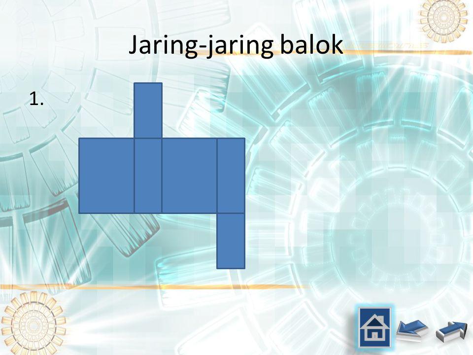 Jaring-jaring balok 1.
