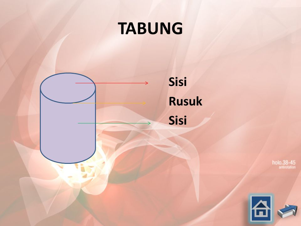TABUNG Sisi Rusuk