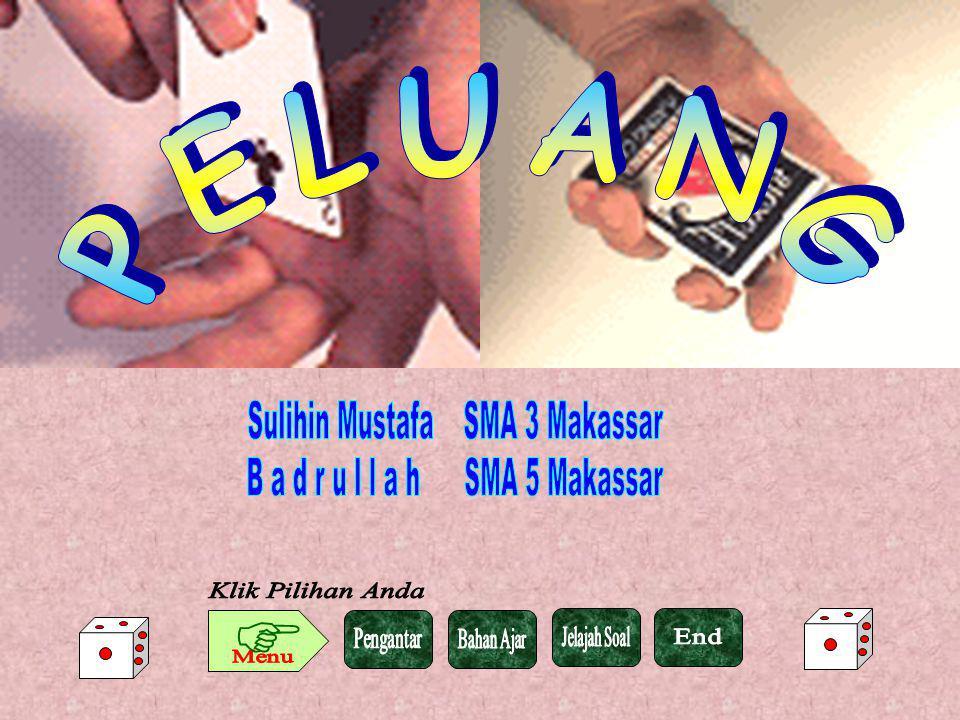  P E L U A N G Sulihin Mustafa SMA 3 Makassar