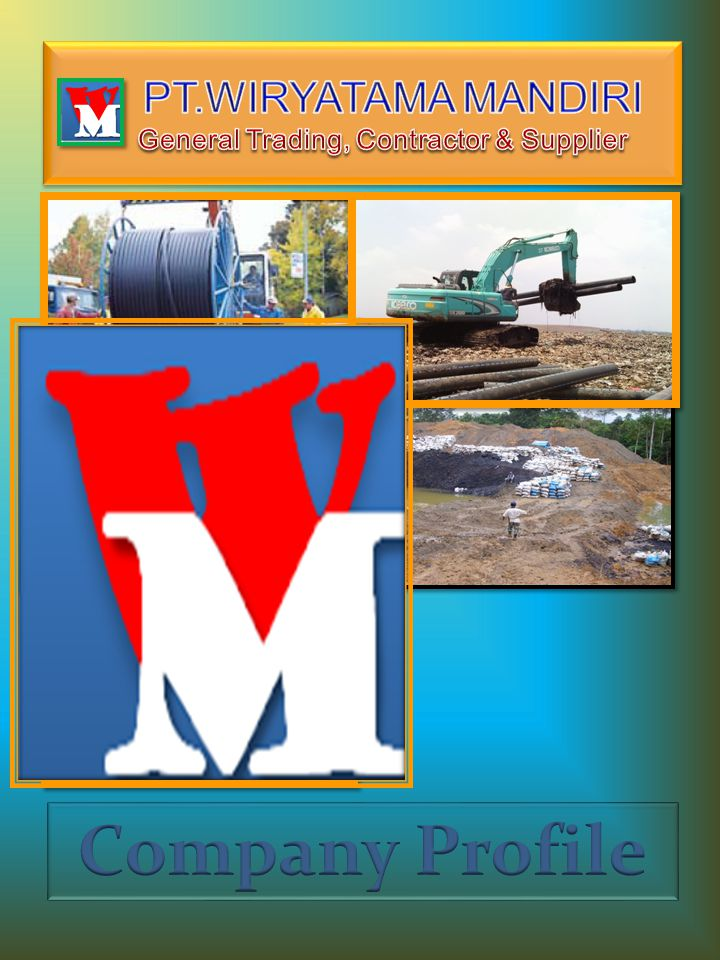 Company Profile PT.WIRYATAMA MANDIRI
