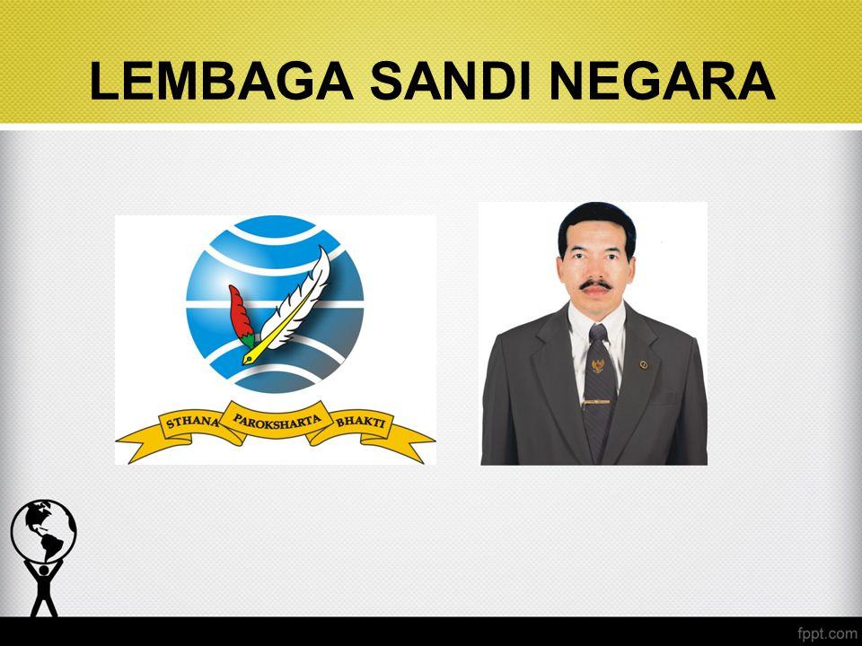 LEMBAGA SANDI NEGARA