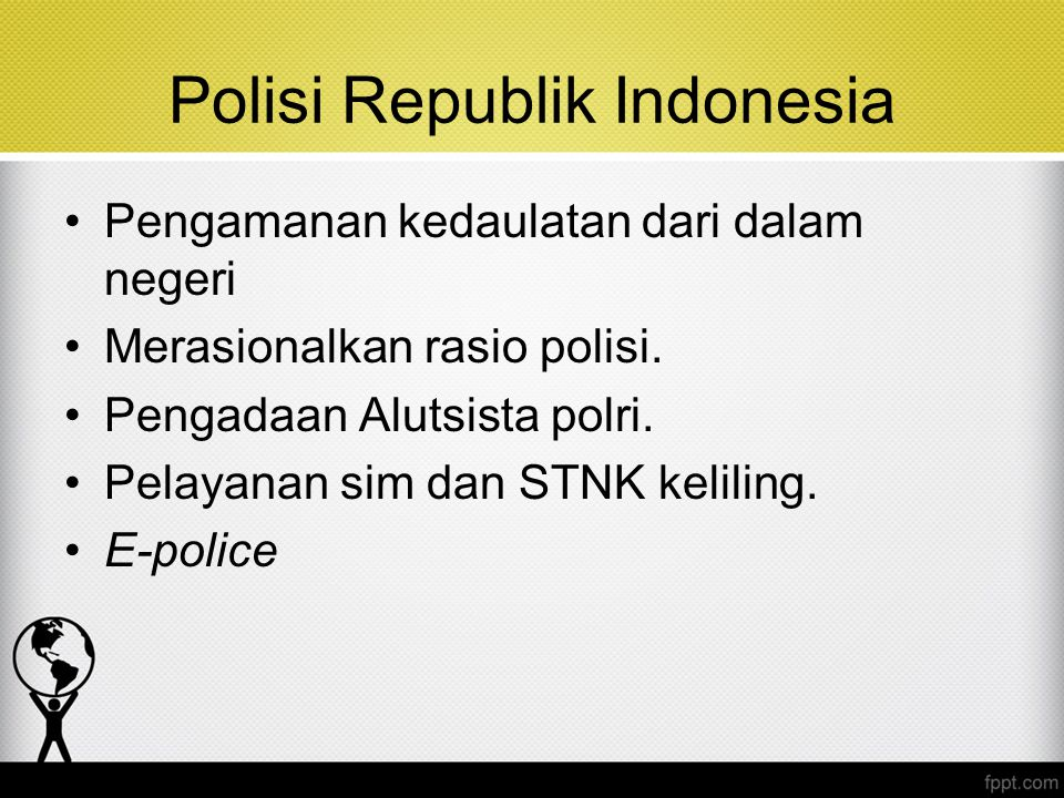Polisi Republik Indonesia