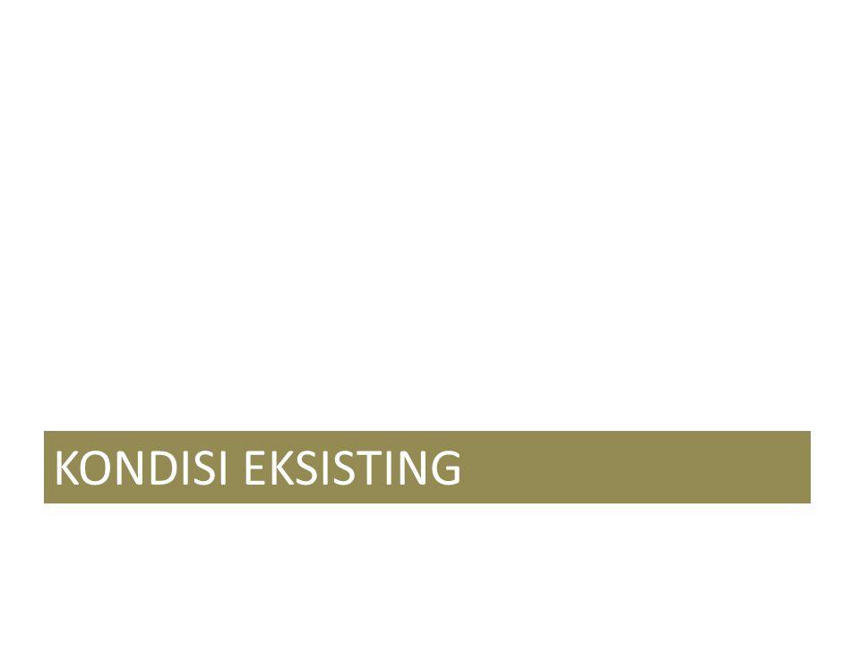 KONDISI EKSISTING