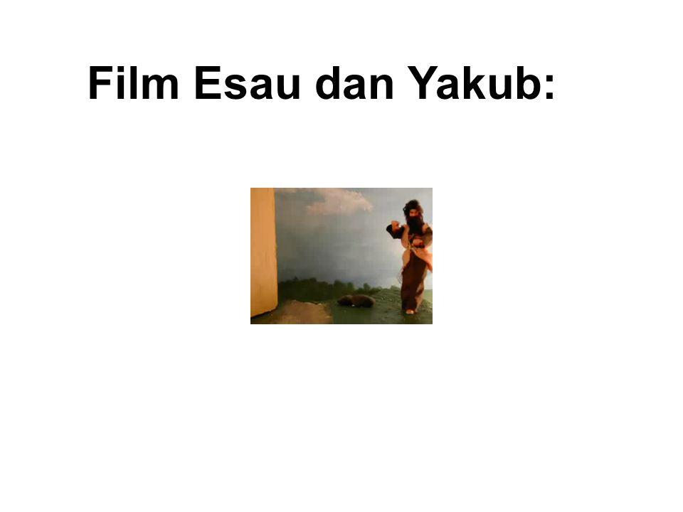 Film Esau dan Yakub: