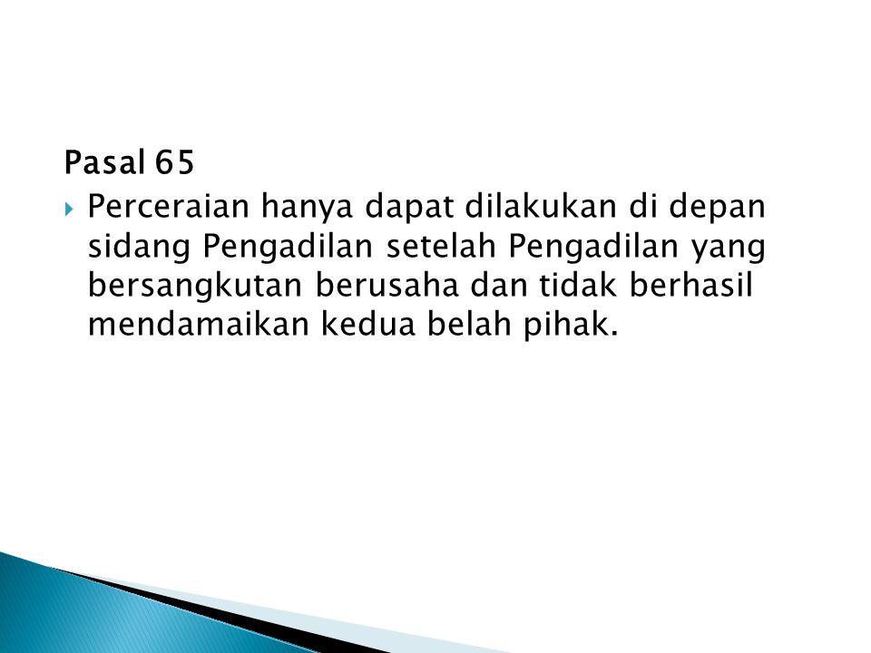 Pasal 65