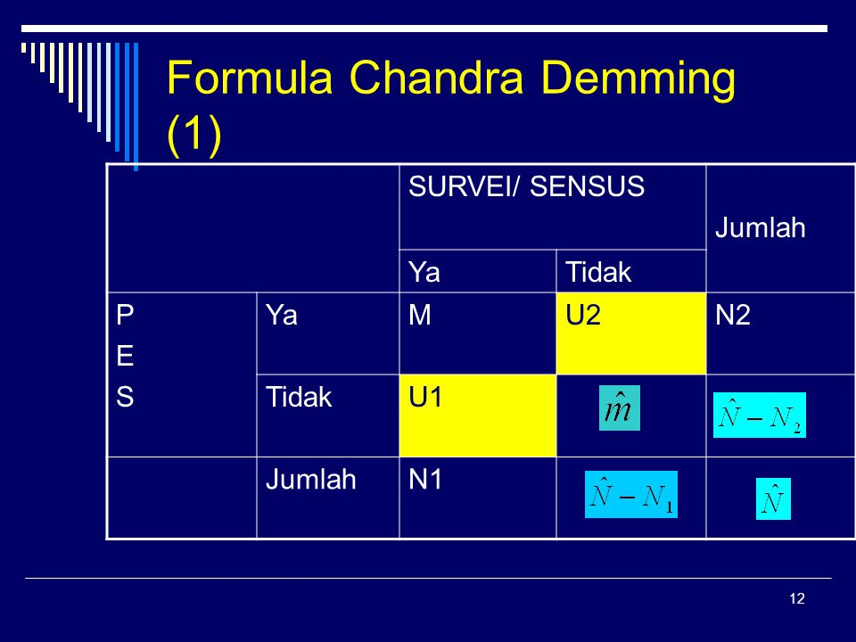 Formula Chandra Demming (1)