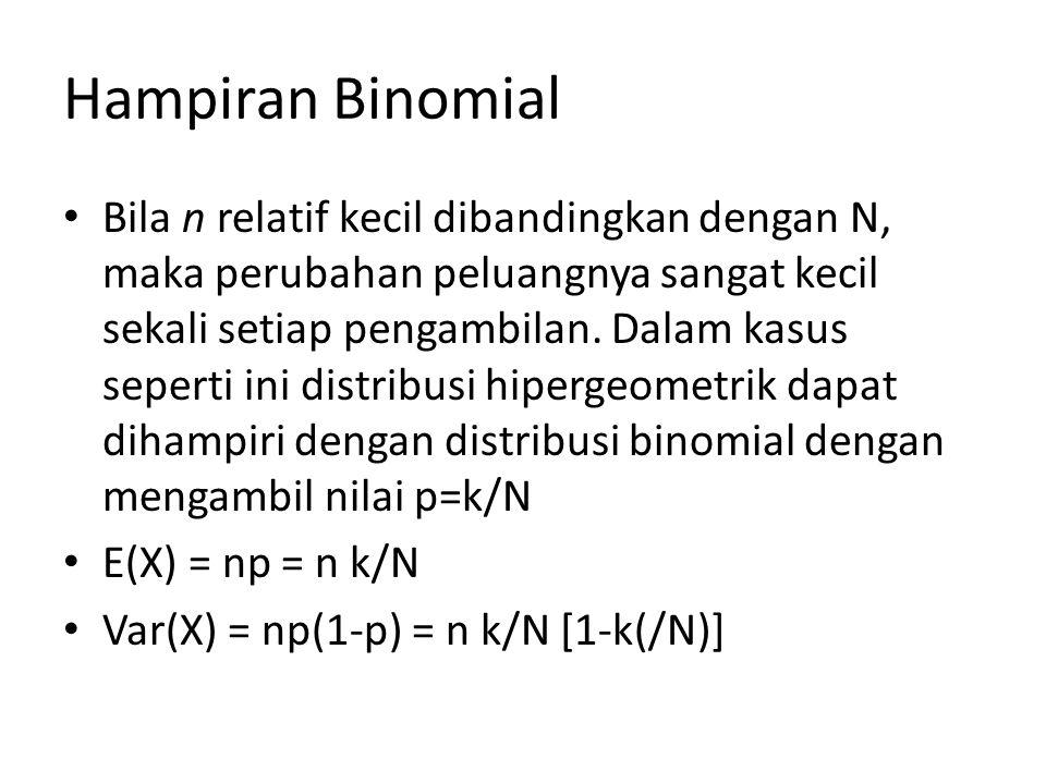 Hampiran Binomial