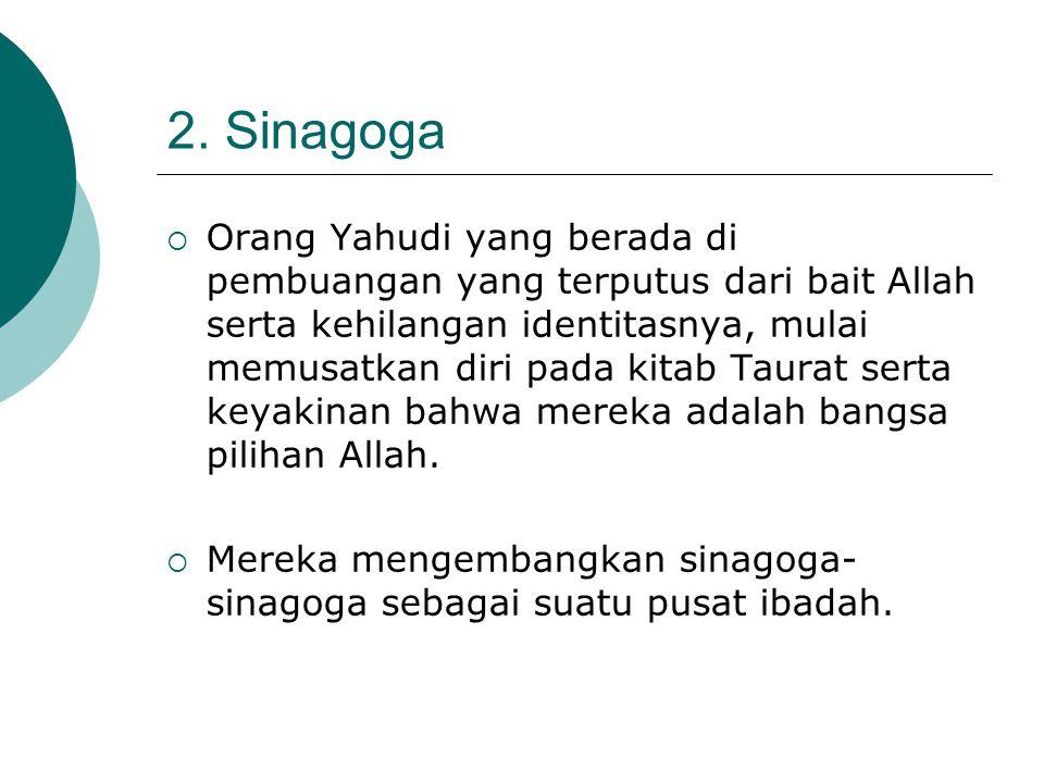 2. Sinagoga