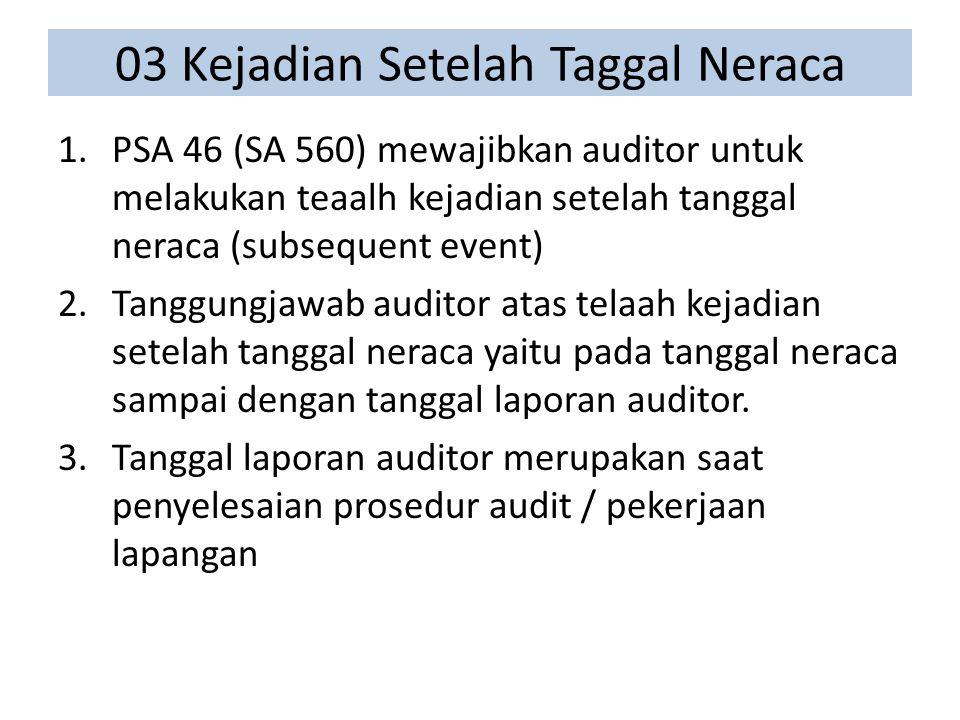 03 Kejadian Setelah Taggal Neraca