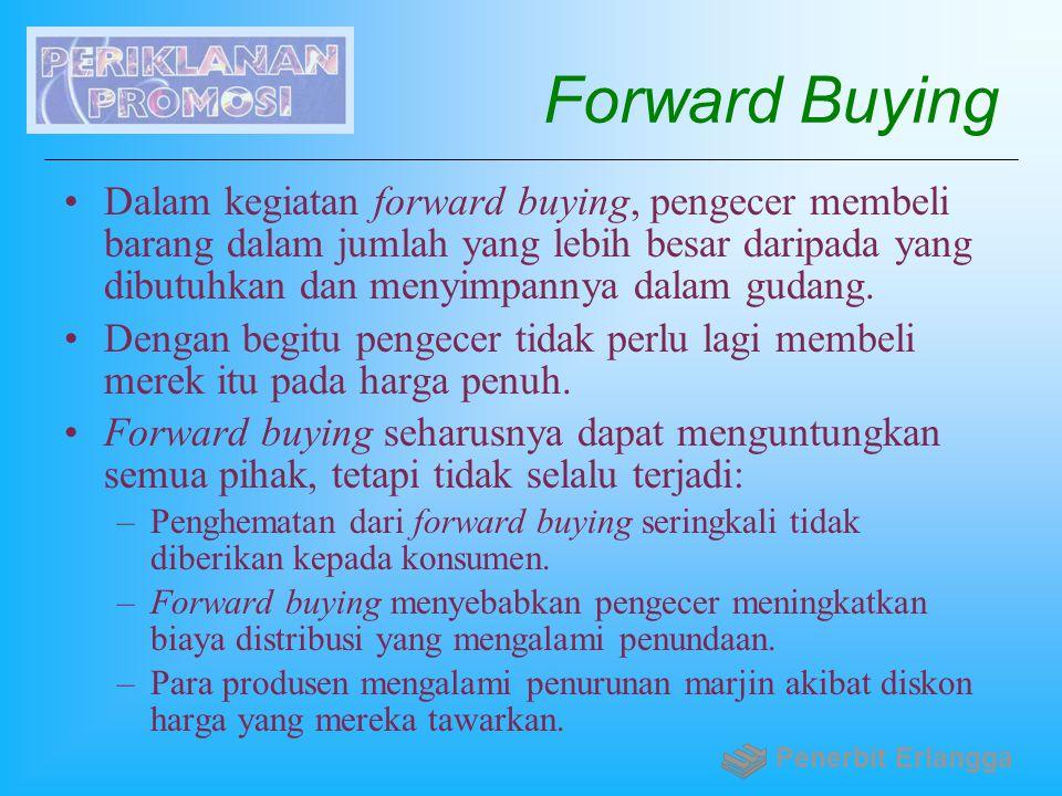 Forward Buying
