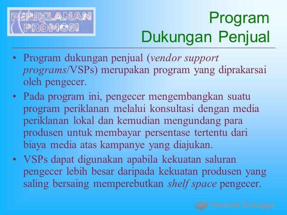 Program Dukungan Penjual