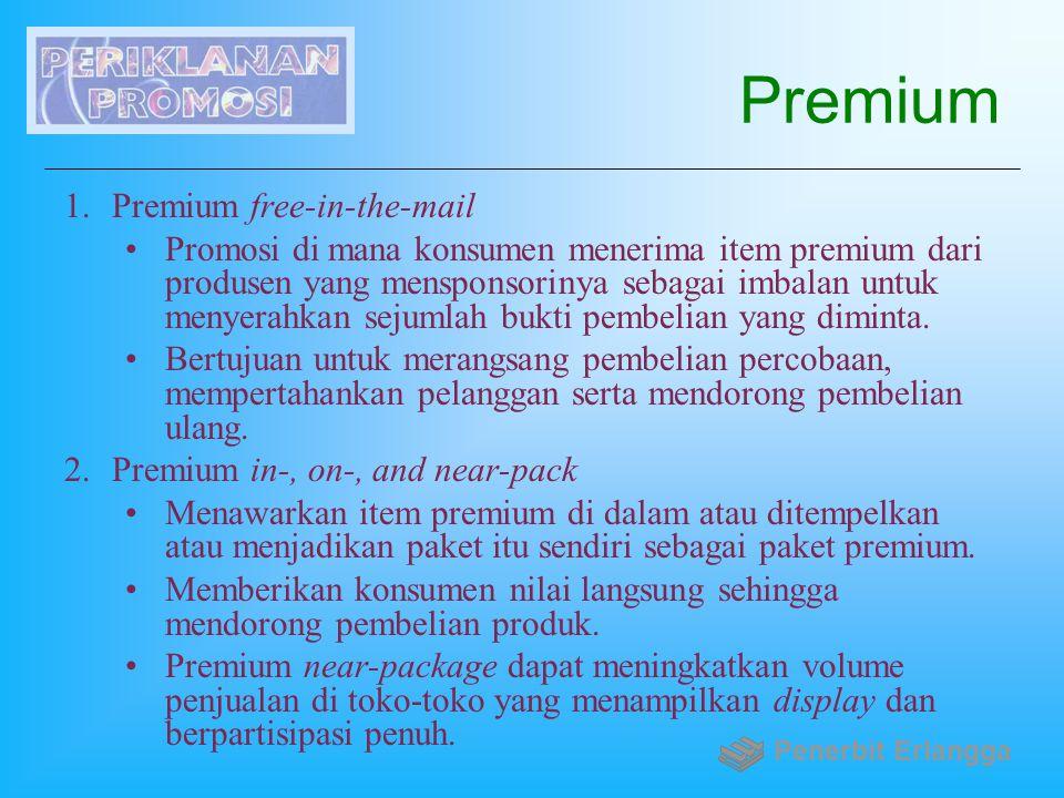 Premium Premium free-in-the-mail