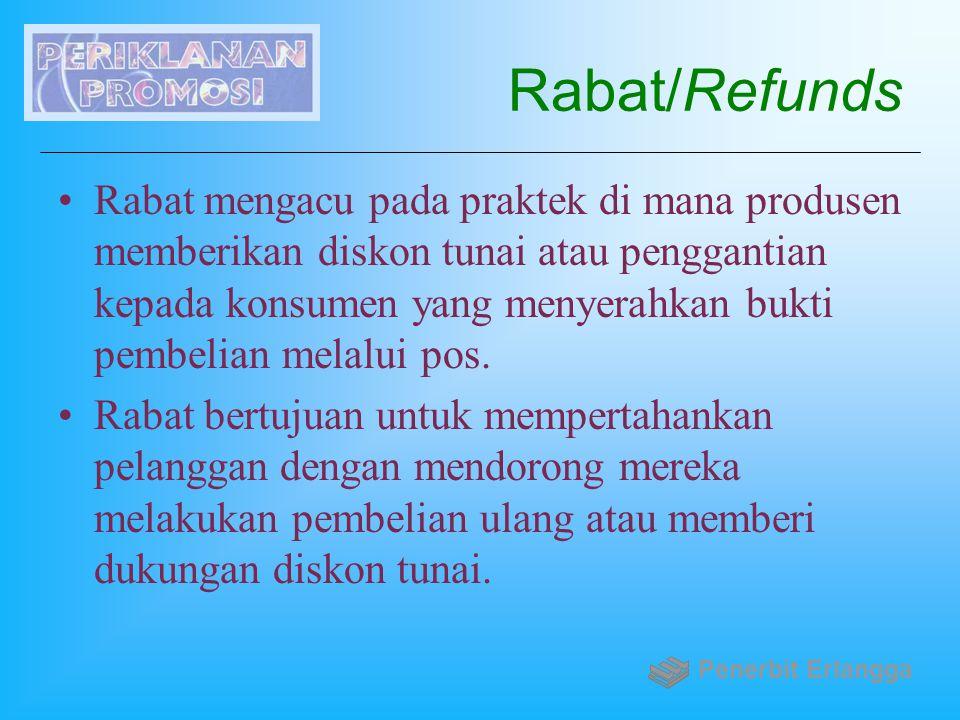 Rabat/Refunds