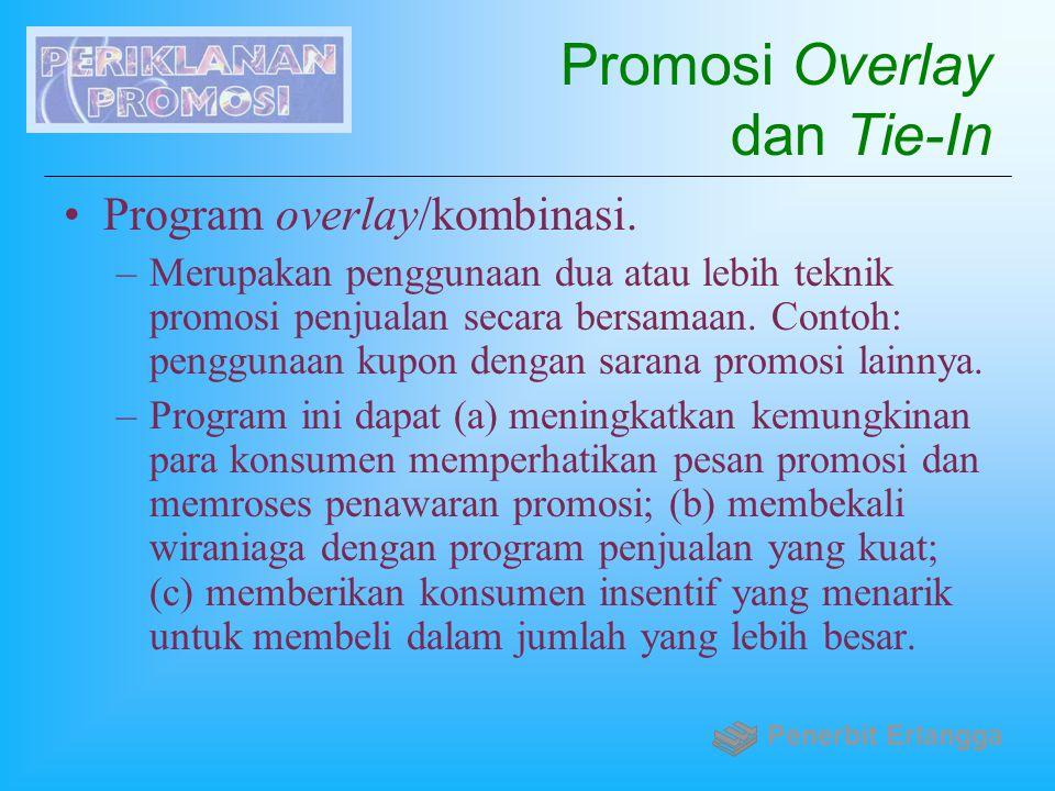 Promosi Overlay dan Tie-In