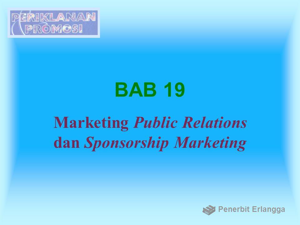 Marketing Public Relations dan Sponsorship Marketing