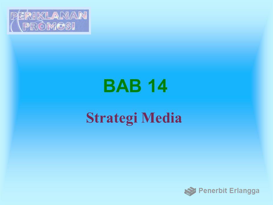 BAB 14 Strategi Media Penerbit Erlangga