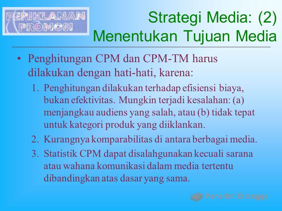 Strategi Media: (2) Menentukan Tujuan Media