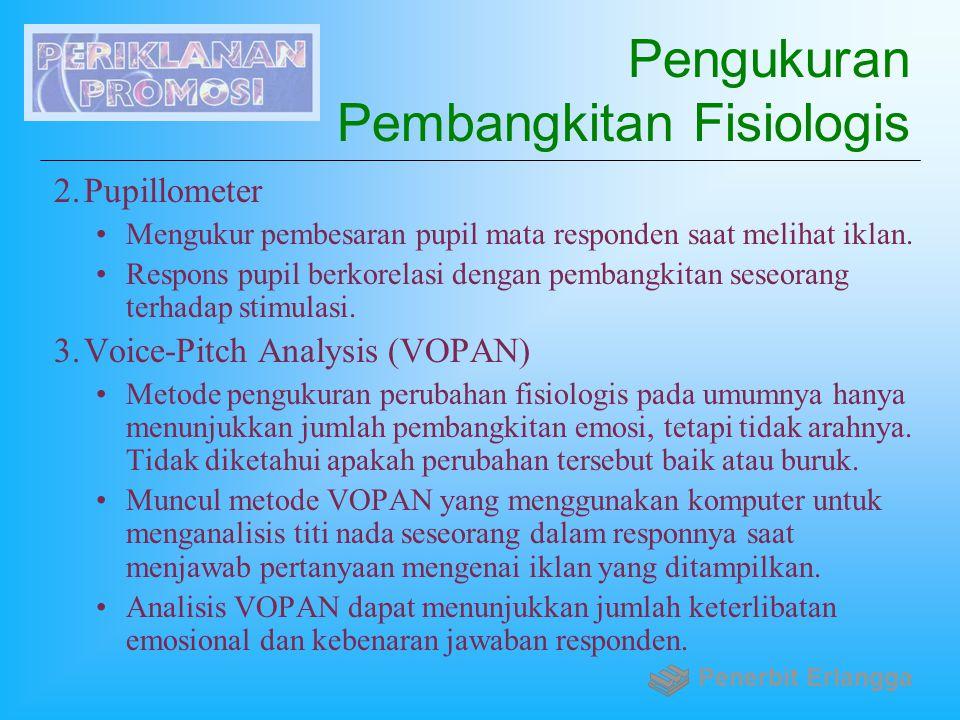 Pengukuran Pembangkitan Fisiologis