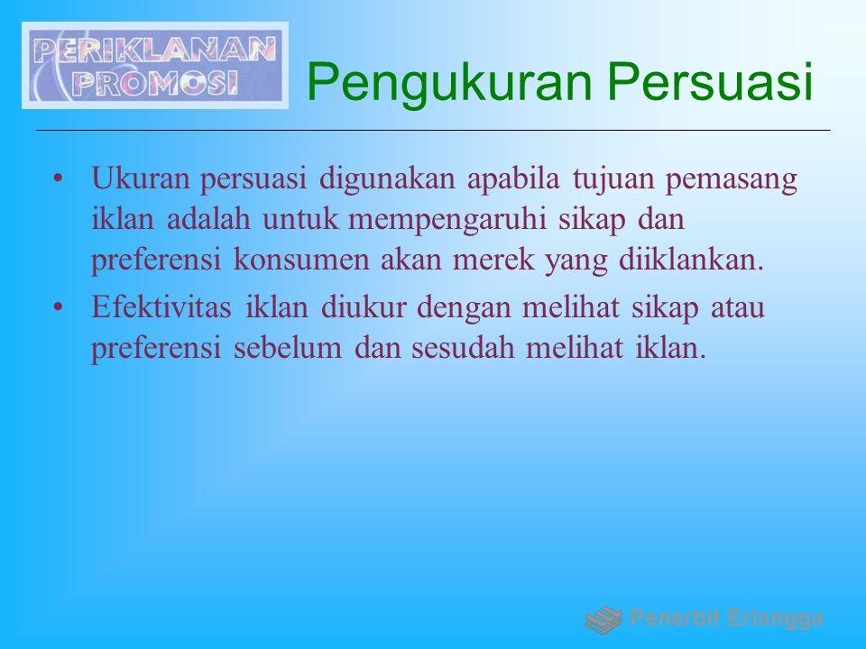Pengukuran Persuasi