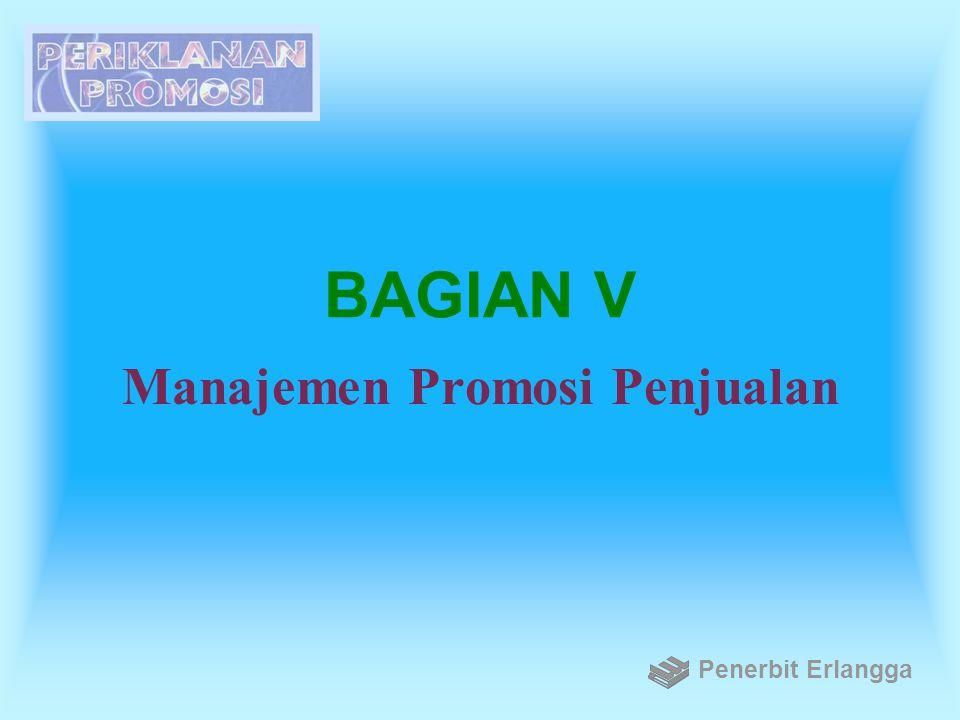 Manajemen Promosi Penjualan