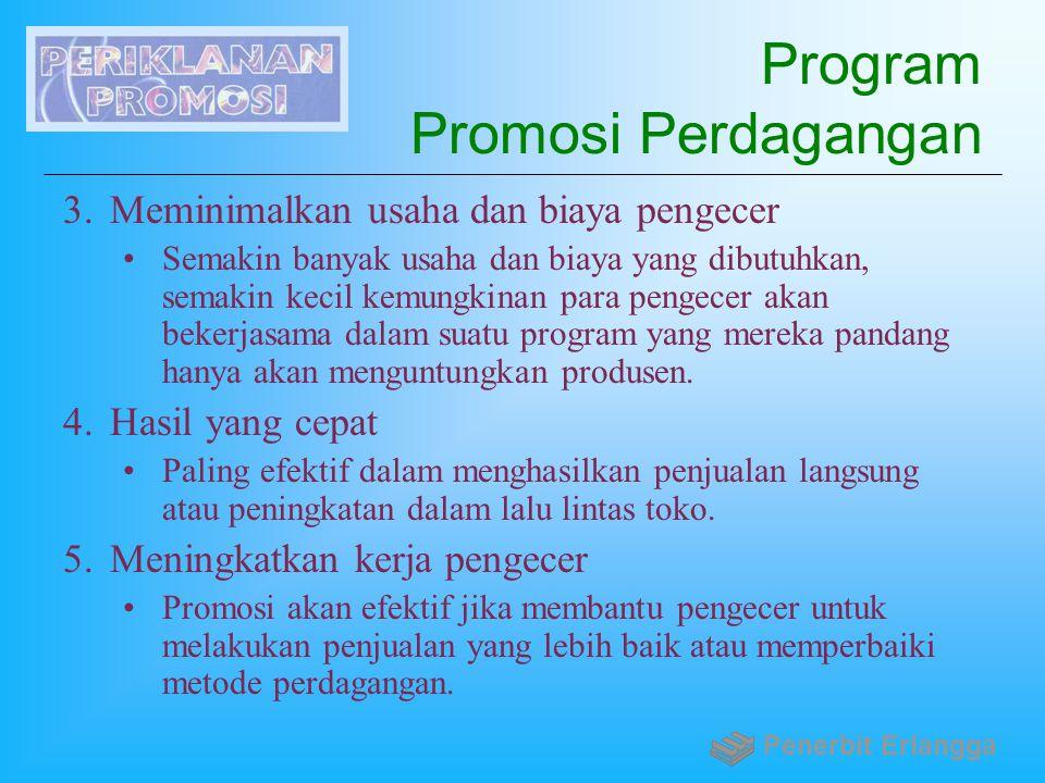 Program Promosi Perdagangan