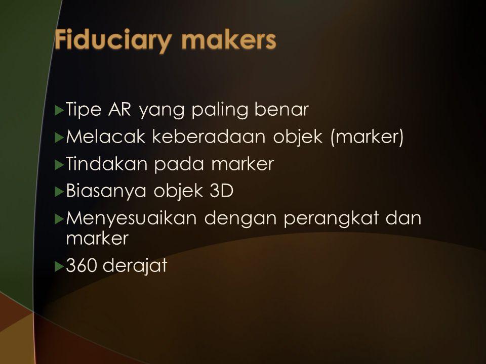 Fiduciary makers Tipe AR yang paling benar