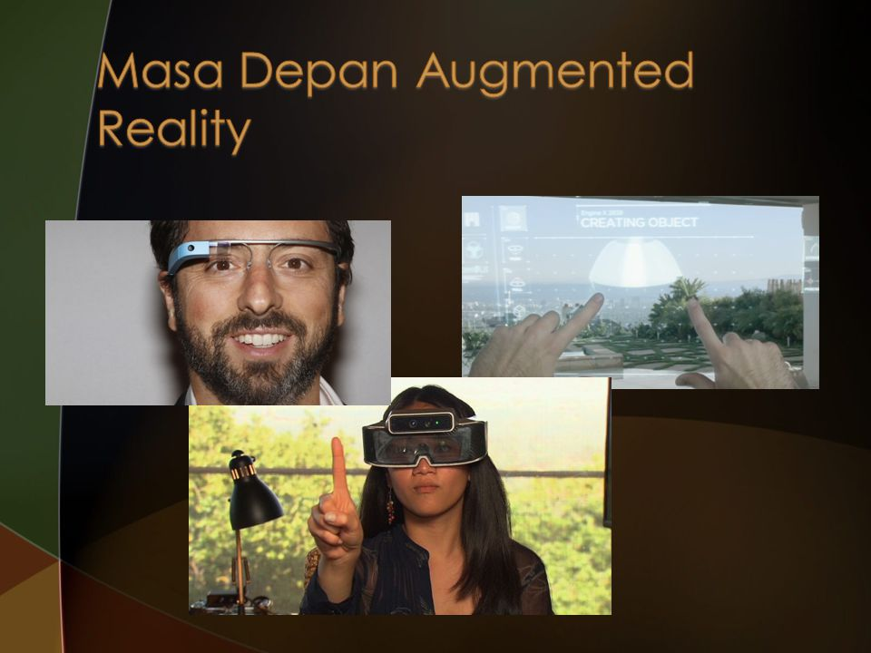Masa Depan Augmented Reality