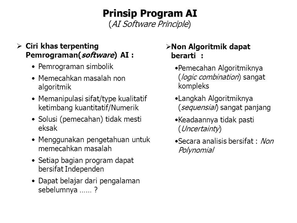 (AI Software Principle)