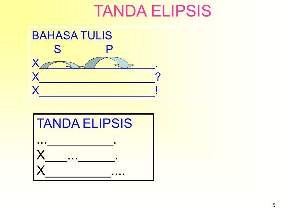 TANDA ELIPSIS TANDA ELIPSIS ..._________. X___..._____. X_________....