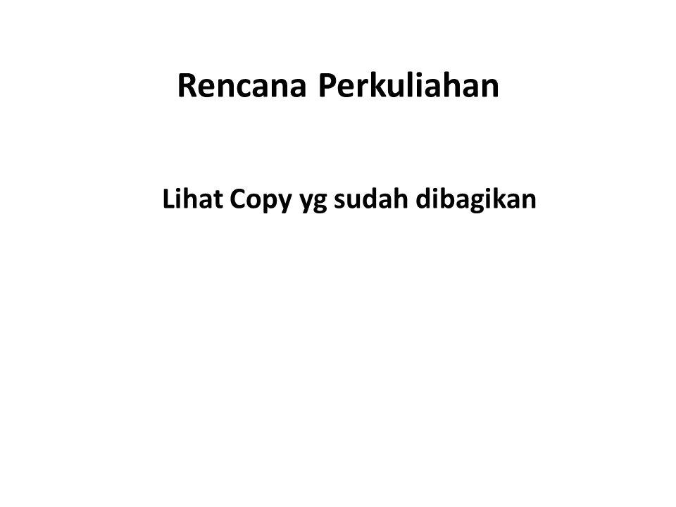 Lihat Copy yg sudah dibagikan