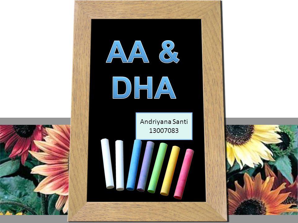 AA & DHA Andriyana Santi 13007083