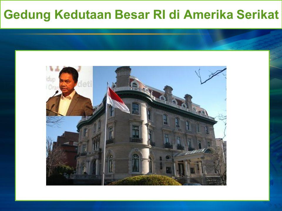 Gedung Kedutaan Besar RI di Amerika Serikat