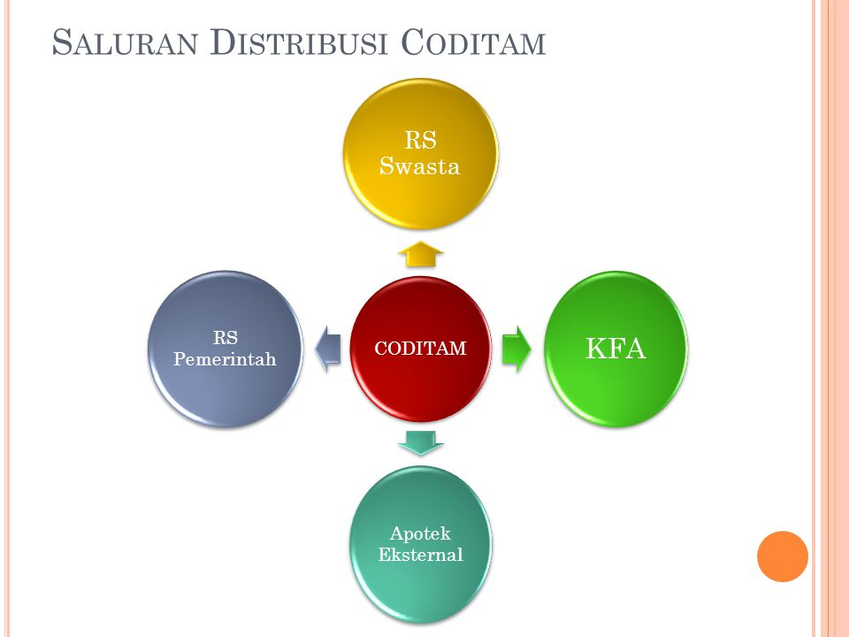 Saluran Distribusi Coditam