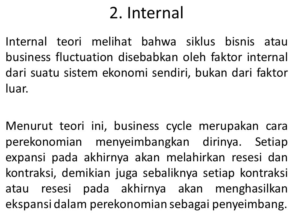 2. Internal