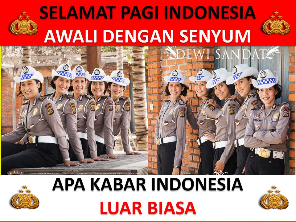SELAMAT PAGI INDONESIA