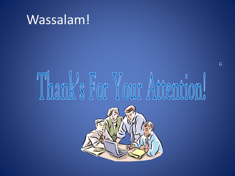 Thank's For Your Attention!