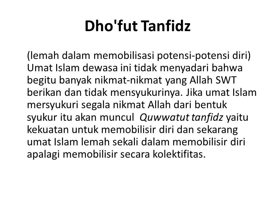 Dho fut Tanfidz