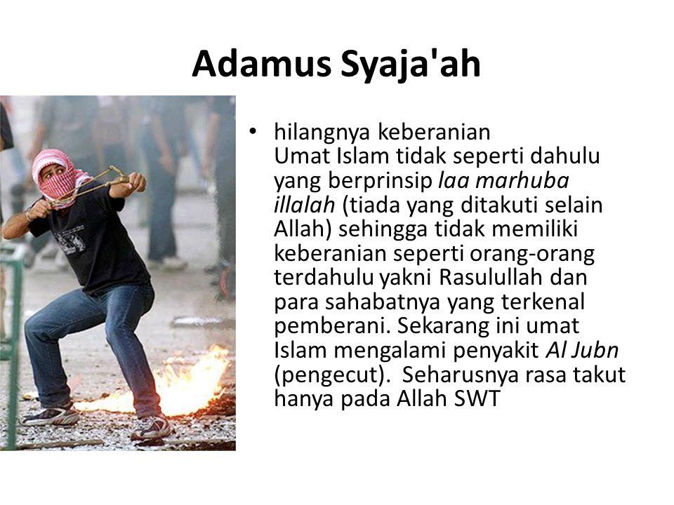 Adamus Syaja ah
